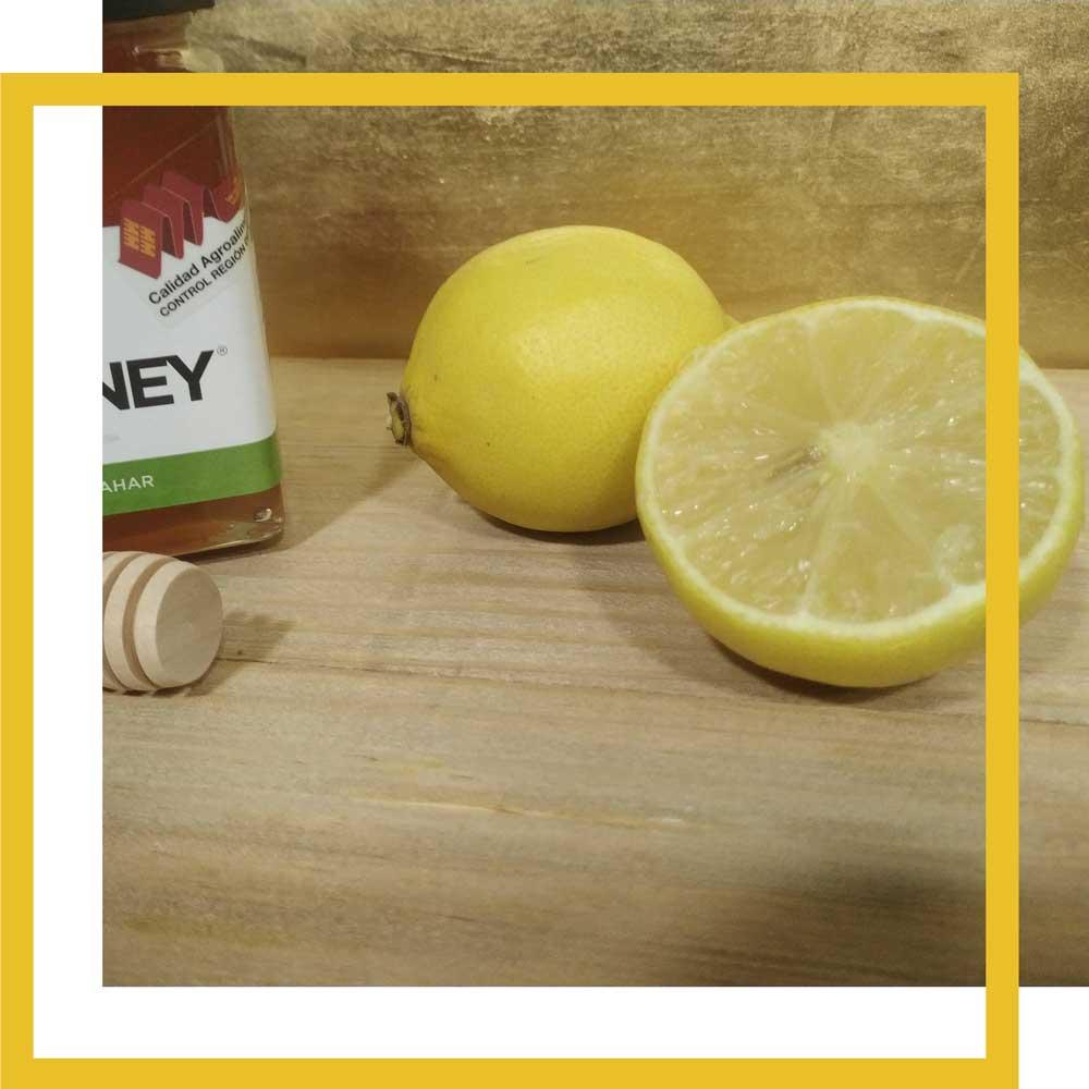 Beneficios de la Miel y limon para el resfriado